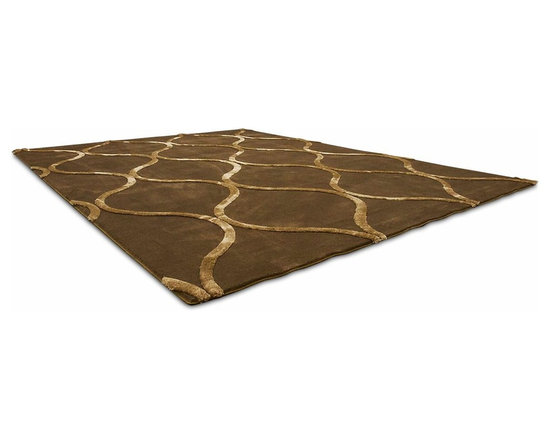 Matisse Rug - This low pile nylon rug is made locally in California.