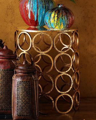 Orbit Side Table traditional-side-tables-and-end-tables