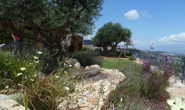 Eco-trails mediterranean-landscape