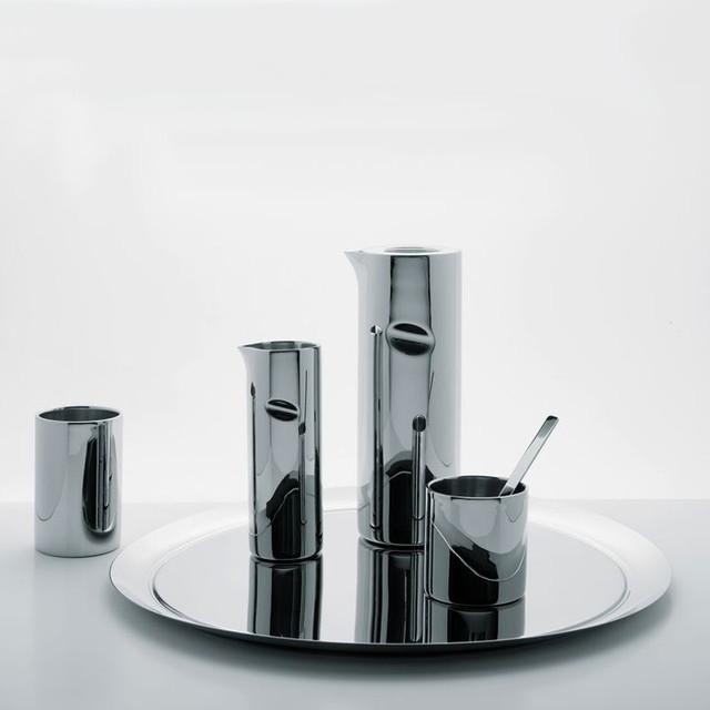 Alessi Nouvel Double Wall Mug modern-dinnerware