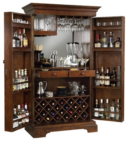 FreturnSonoma Hide-a-Bar - modern - cabinet and drawer organizers ...