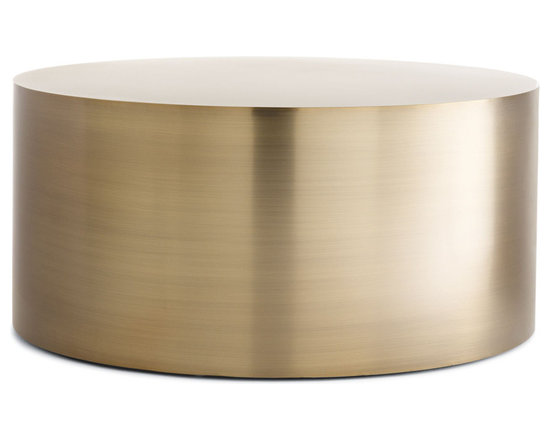 Drum Coffee Table -