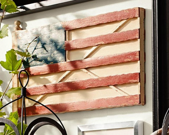 Museum Craft Collection, American Folk Art Museum Flag Wall Art -