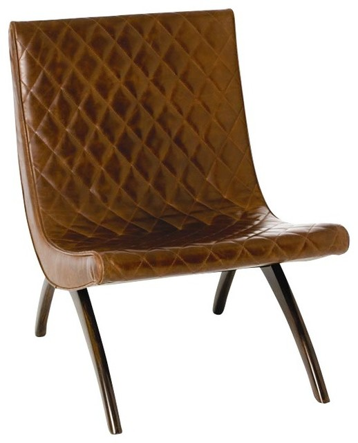 Danforth Chair, Brown contemporary-chairs