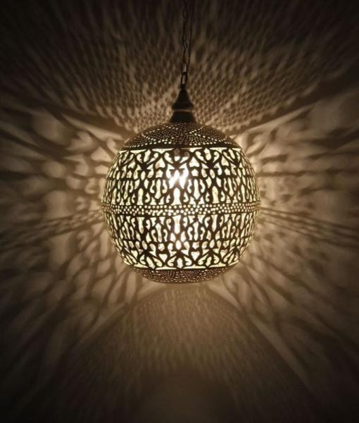 Moroccan Pendant Lamp Lighting By E Kenoz