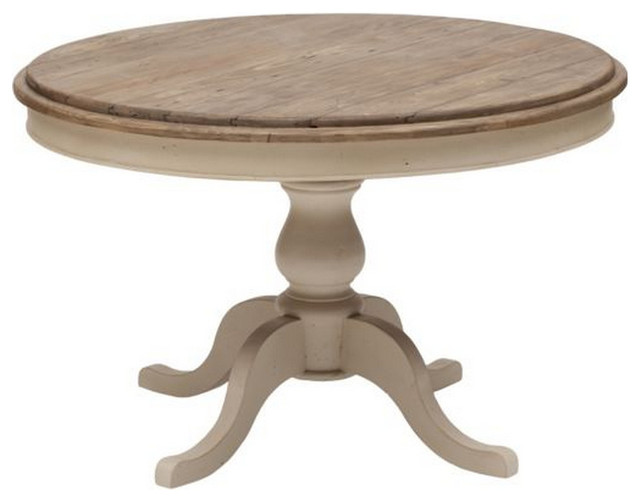 Coastal style tables room ornament for Cottage style furniture