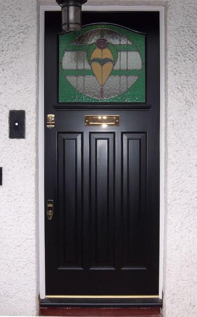 1930s doors for 1920s door design