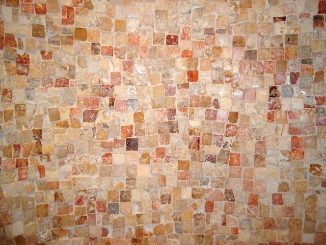 Jerusalem floor tiles