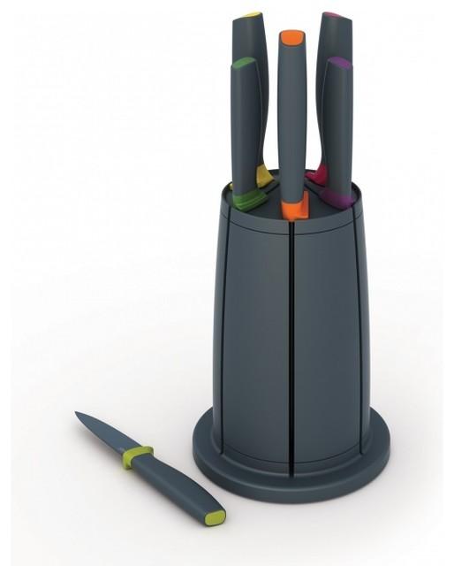Elevate Knives & Carousel Set modern-knife-sets