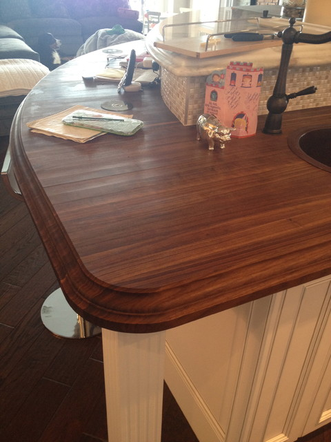 IDEAL WOODWORK PROJECT DETAILS traditional-tabletop