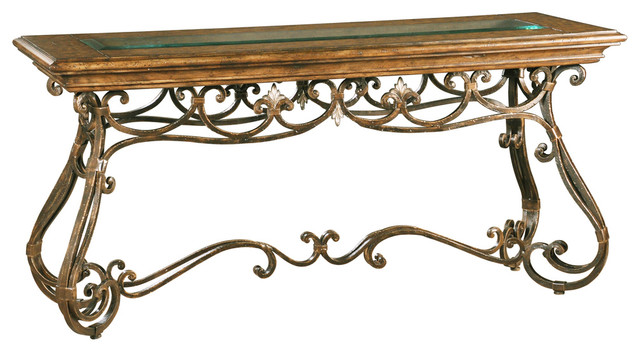 Montego Console Table traditional-console-tables