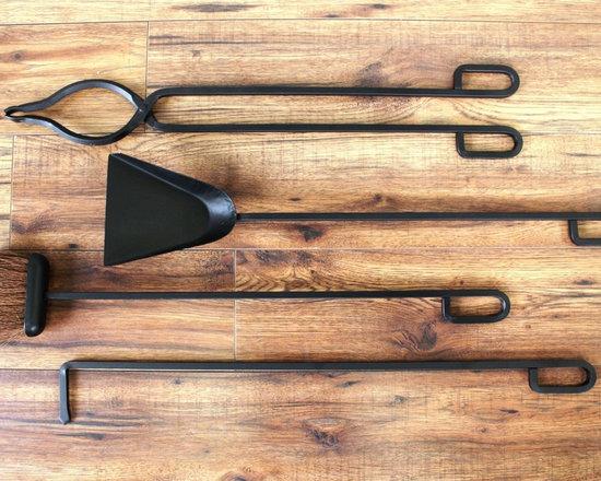 METRO Fireplace Tools -