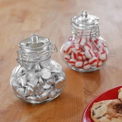 Global Amici Pandora Hermetic Jars - Set of 2 modern-coffee-makers-and-tea-kettles