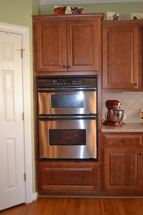 Double Wall Ovens Or Slide In Unit