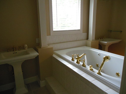 I want remodel my master bath for I need to redo my bathroom