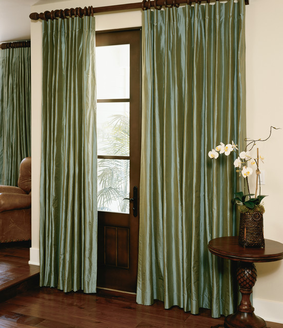 ... by DrapeStyle - Craftsman - Curtains - orange county - by DrapeStyle