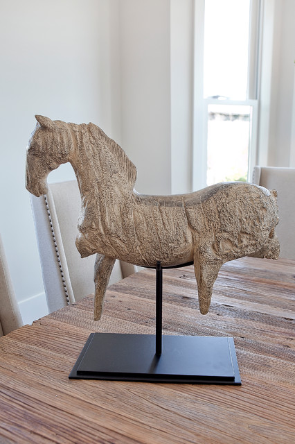 Http Www Houzz Com Photos 5137699 Warrior Horse Statue Large Contemporary Home Decor San Francisco