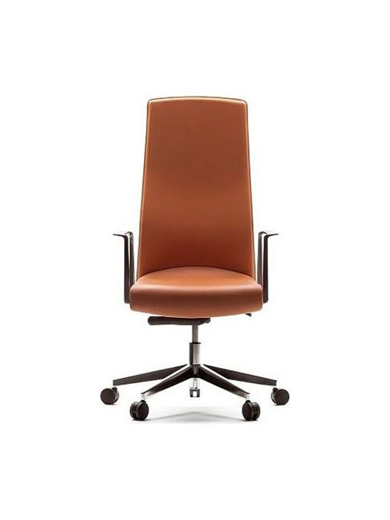 Akaba - Akaba | Muga High-Back Executive Chair - The Muga High-Back Executive Chair is available online exclusively from YLiving.Design by Jorge Pensi.
