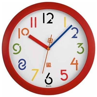 Frank Lloyd Wright Exhibition I Wall Clock traditional-clocks