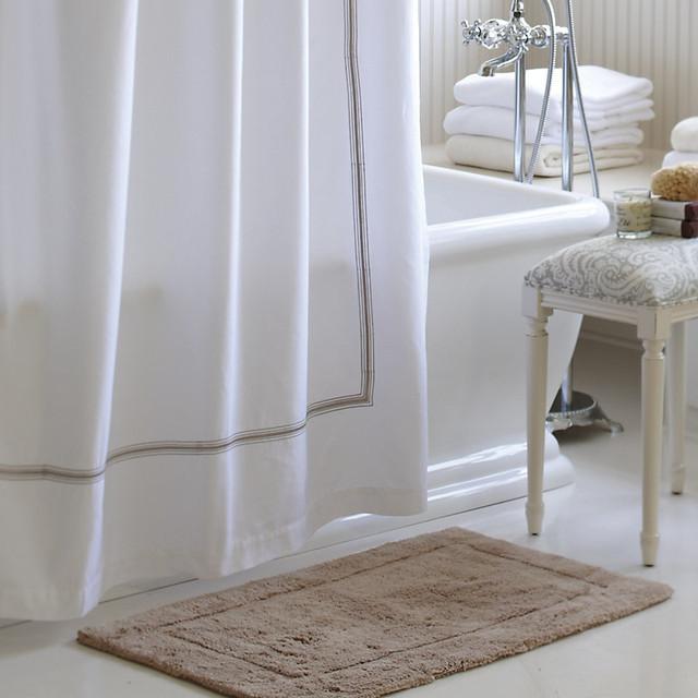 Ballard signature bath rug sandalwood medium for Ballard designs bathroom rugs
