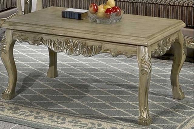 Homey Design Hd 913 Coffetable Hd 913cf Traditional