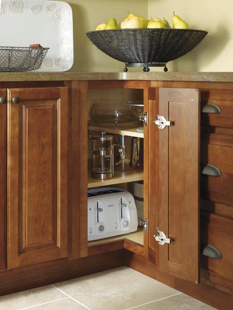 Diamond Easy Reach Corner Cabinet - Kitchen Cabinetry ...
