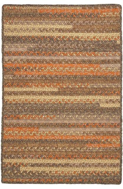 Monica Rectangular Area Rug traditional-rugs
