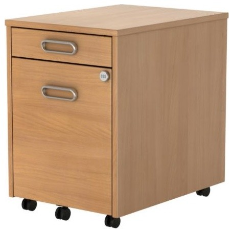 GALANT Drawer unit on casters scandinavian-filing-cabinets