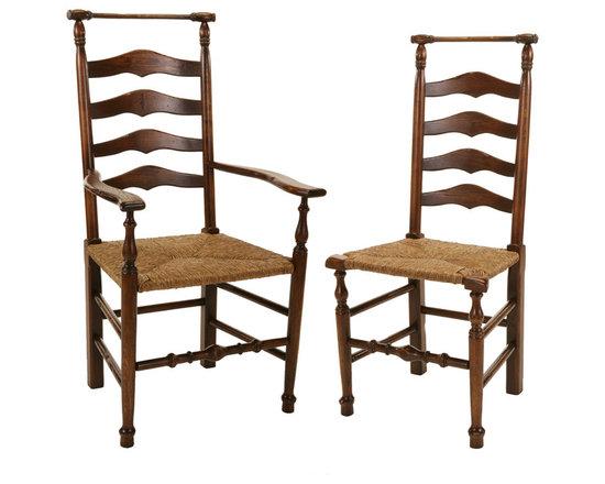 Macclesfield Rush Seated Chair - Macclesfield Rush Seated Chair