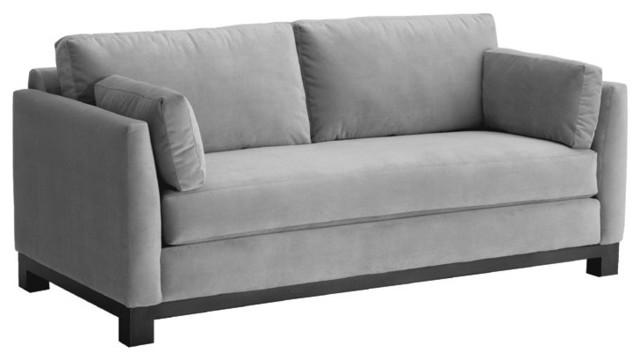 Avalon Sofa, Stone, 79x37x30 modern-sofas