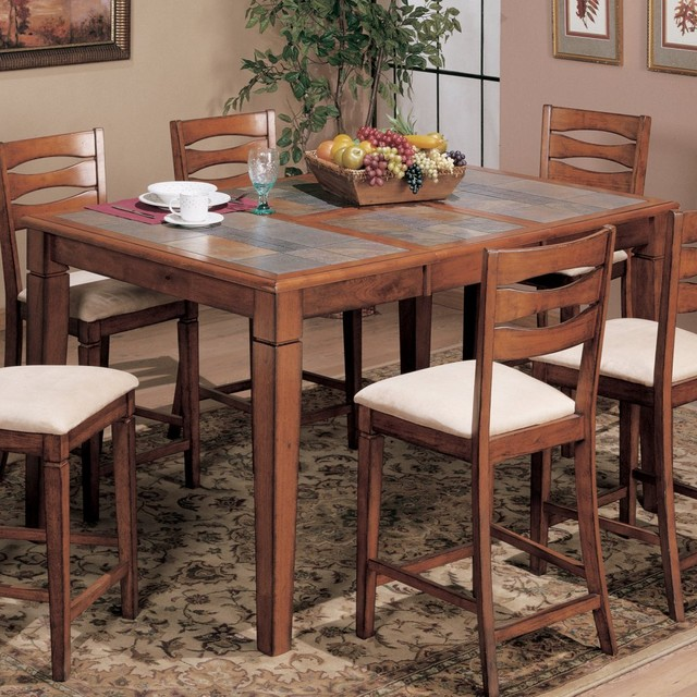 dining table furniture tile dining table