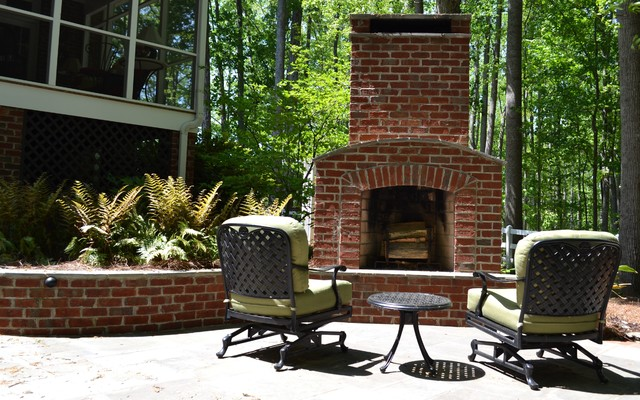 Exteriors- Stowe Residence traditional-patio