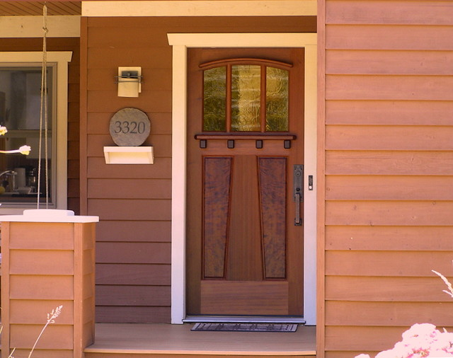 The Madison Entry Door Contemporary Front Doors San Francisco By