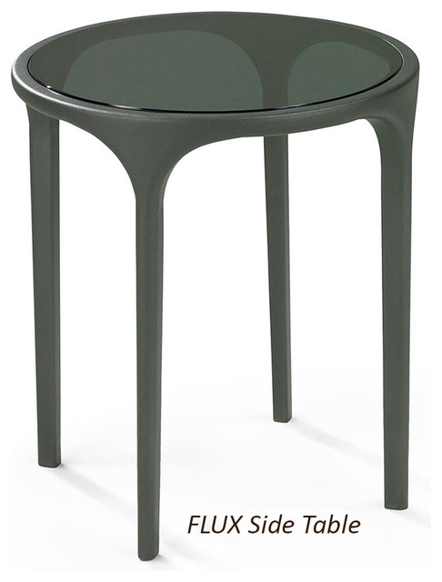 FLUX contemporary-outdoor-dining-tables