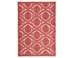 Exotic Ikat Area Rug mediterranean rugs