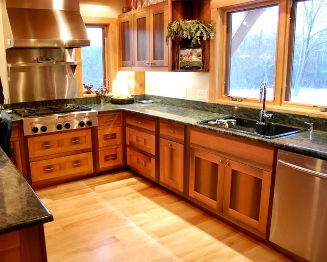 reclaimed douglas fir kitchen cabinetry kitchen reclaimed fir kitchen cabinets other metro by