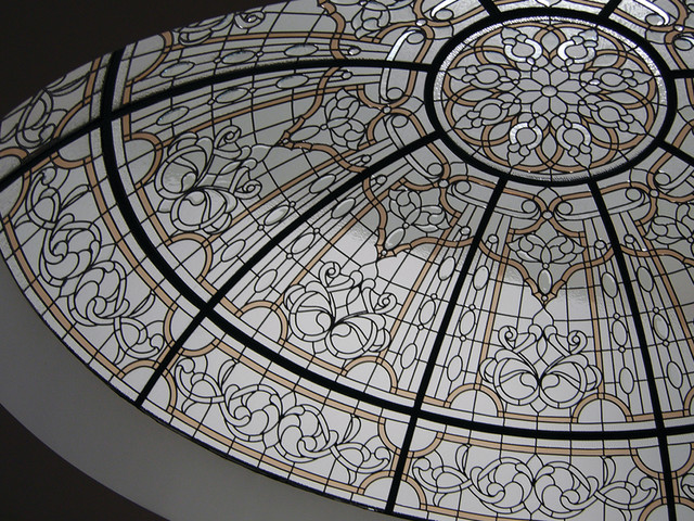 10' Diameter Dome traditional-skylights