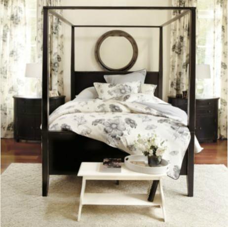 Francesco 4 Poster Bed Modern Canopy Beds By Ballard