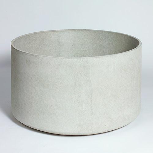 Light Concrete Pot Modern Outdoor Pots And Planters