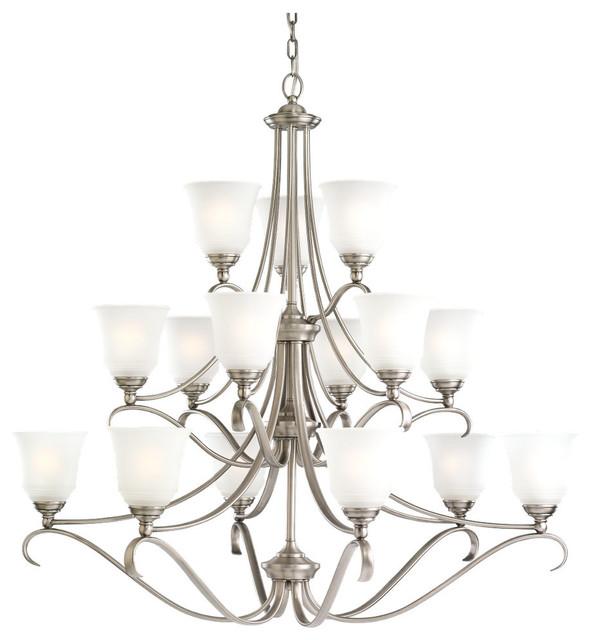 Sea Gull Fifteen Light Chandelier modern-chandeliers