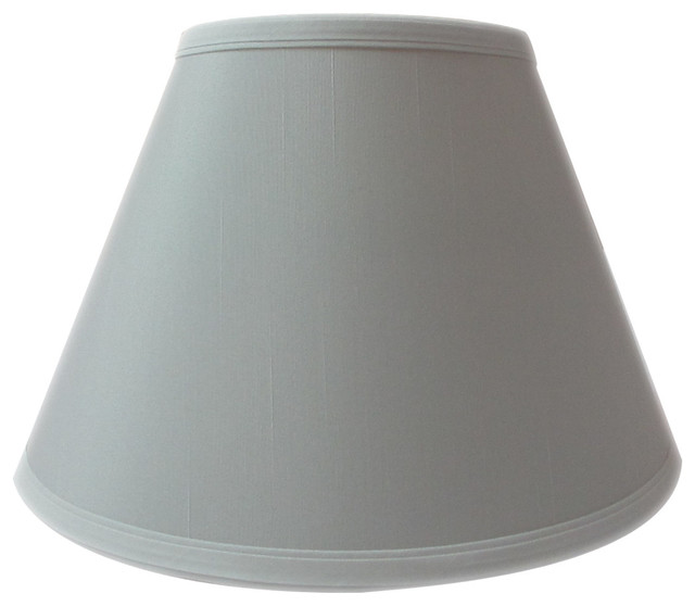 threaded uno downbridge lamp shade white traditional