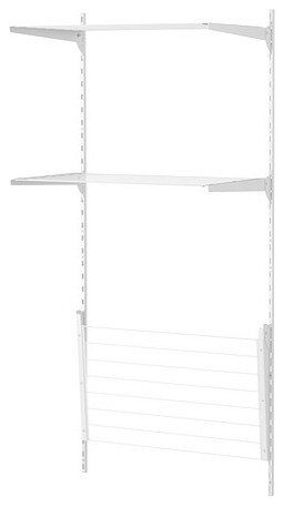 ANTONIUS 1 section/wall upright modern-display-and-wall-shelves