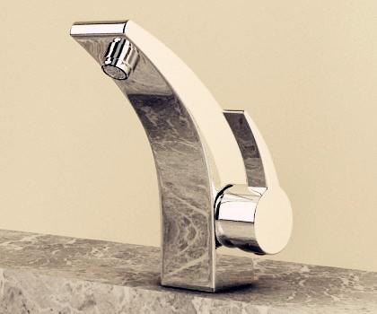 Deck Mounted Contemporary Bathroom Faucets contemporary-bathroom-faucets