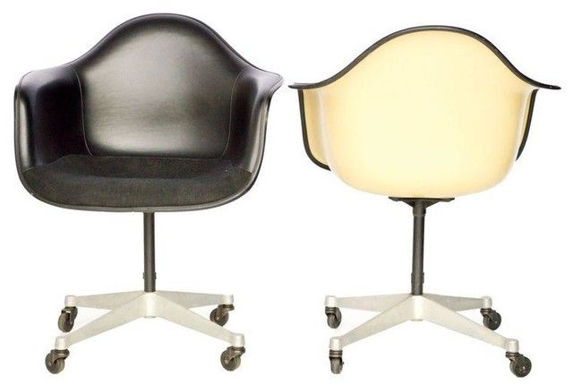 vintage herman miller eames shell office chairs office chairs