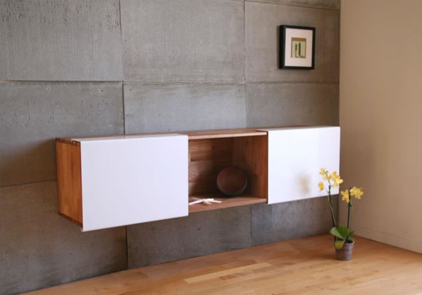 3X Wall Mounted Shelf - Modern - Display And Wall Shelves - by ...