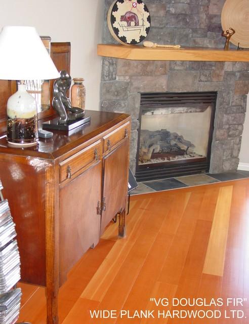 DOUGLAS FIR hardwood-flooring