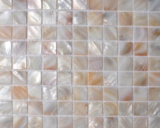 shell tile mother of pearl tiles bathroom wall tile seashell pearl mosaic tile - Brand Name:  FIFYH