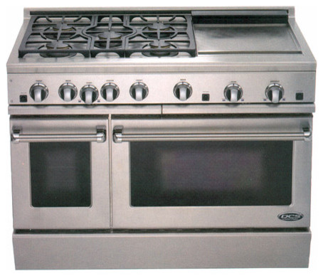 Gas Range contemporary-gas-ranges-and-electric-ranges
