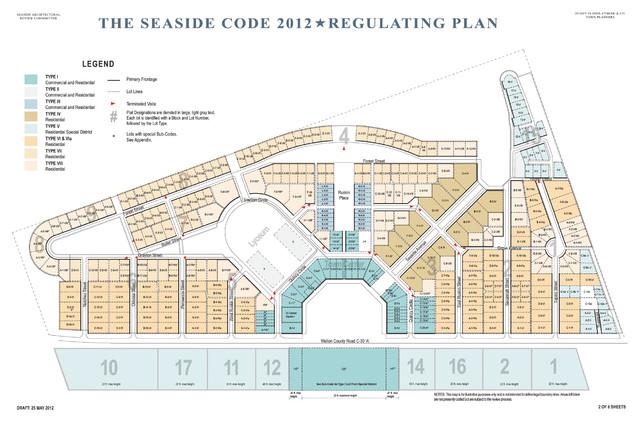 Seaside site-and-landscape-plan