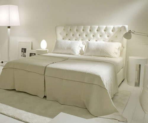 Lorena Bed contemporary beds